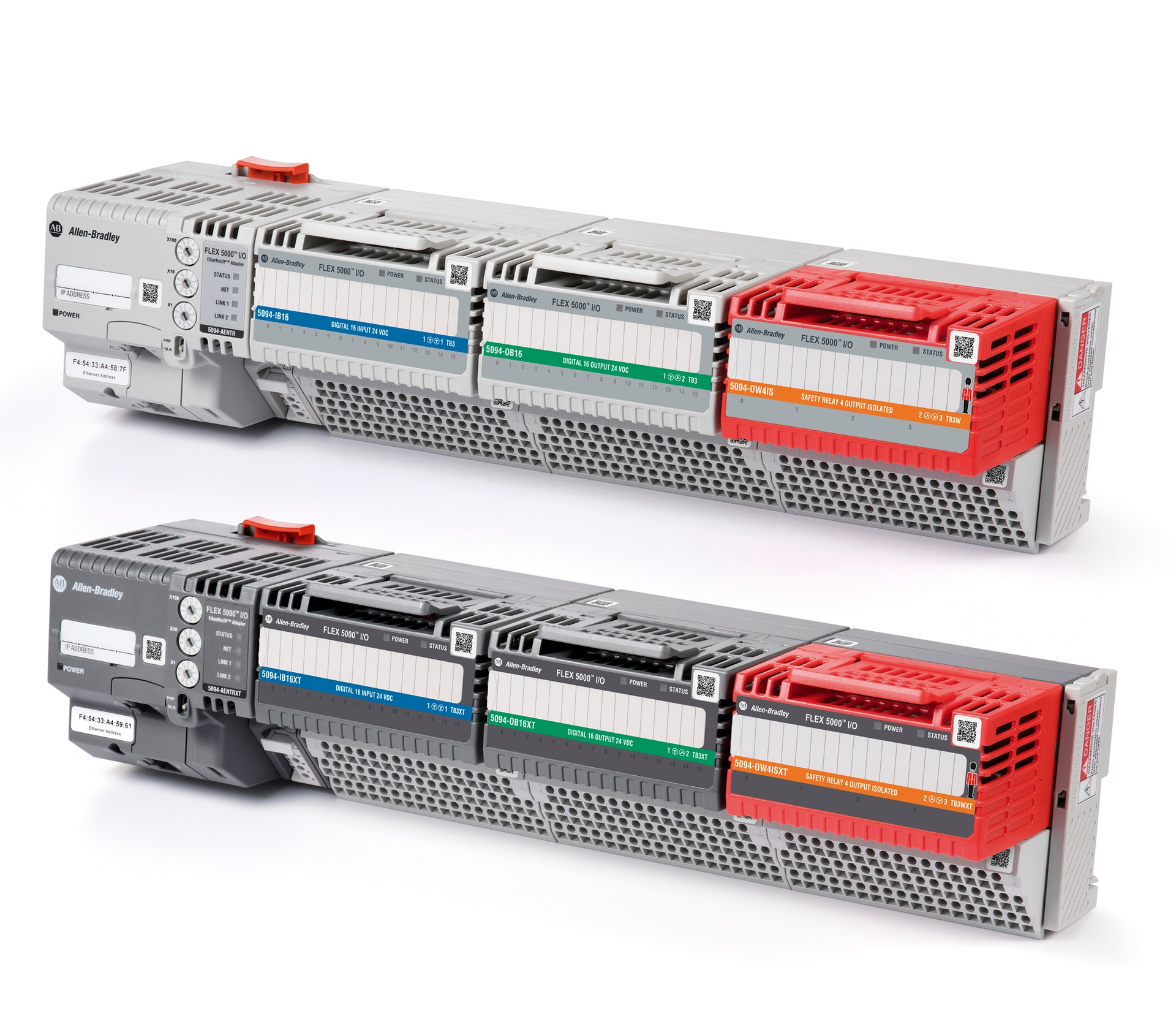 Safety I  O Modules From  Rockwell Automation