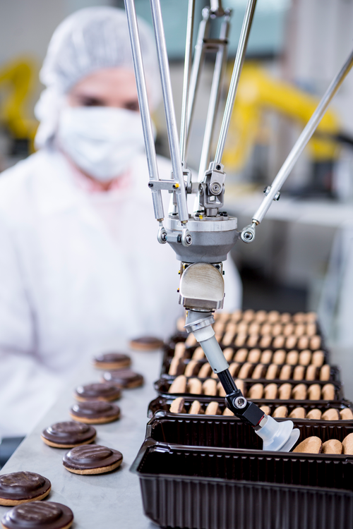 Automation and Robotics are Top Two Operational Improvements for Food Manufacturers