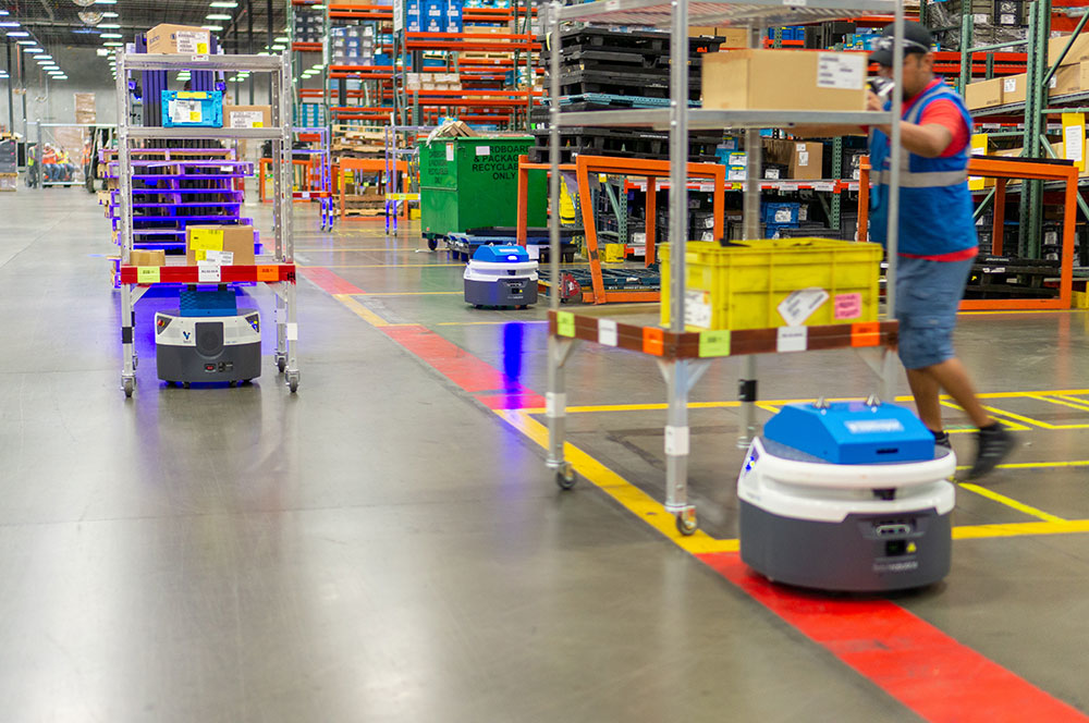 Are Autonomous Mobile Robots at the Tipping Point?   Automation World