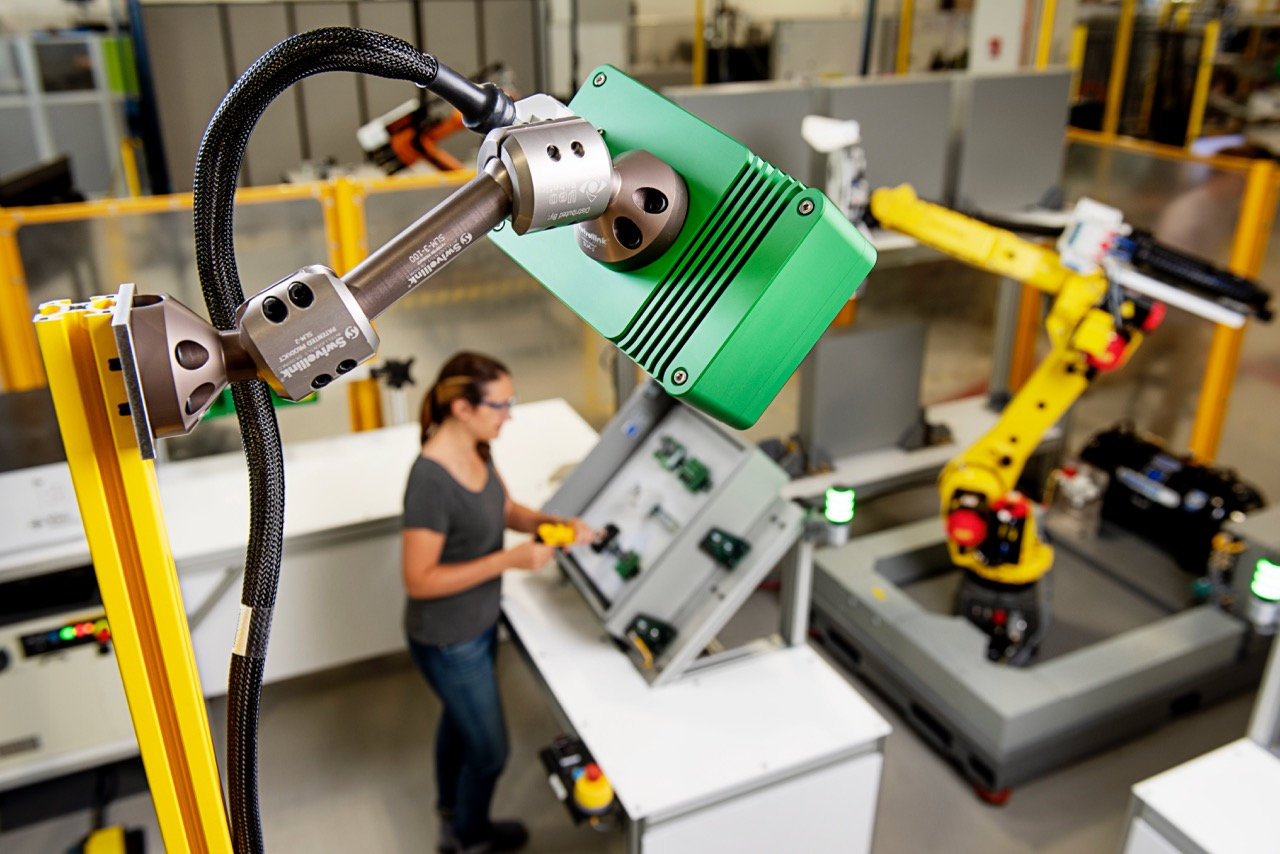 Making Industrial Robots Collaborative