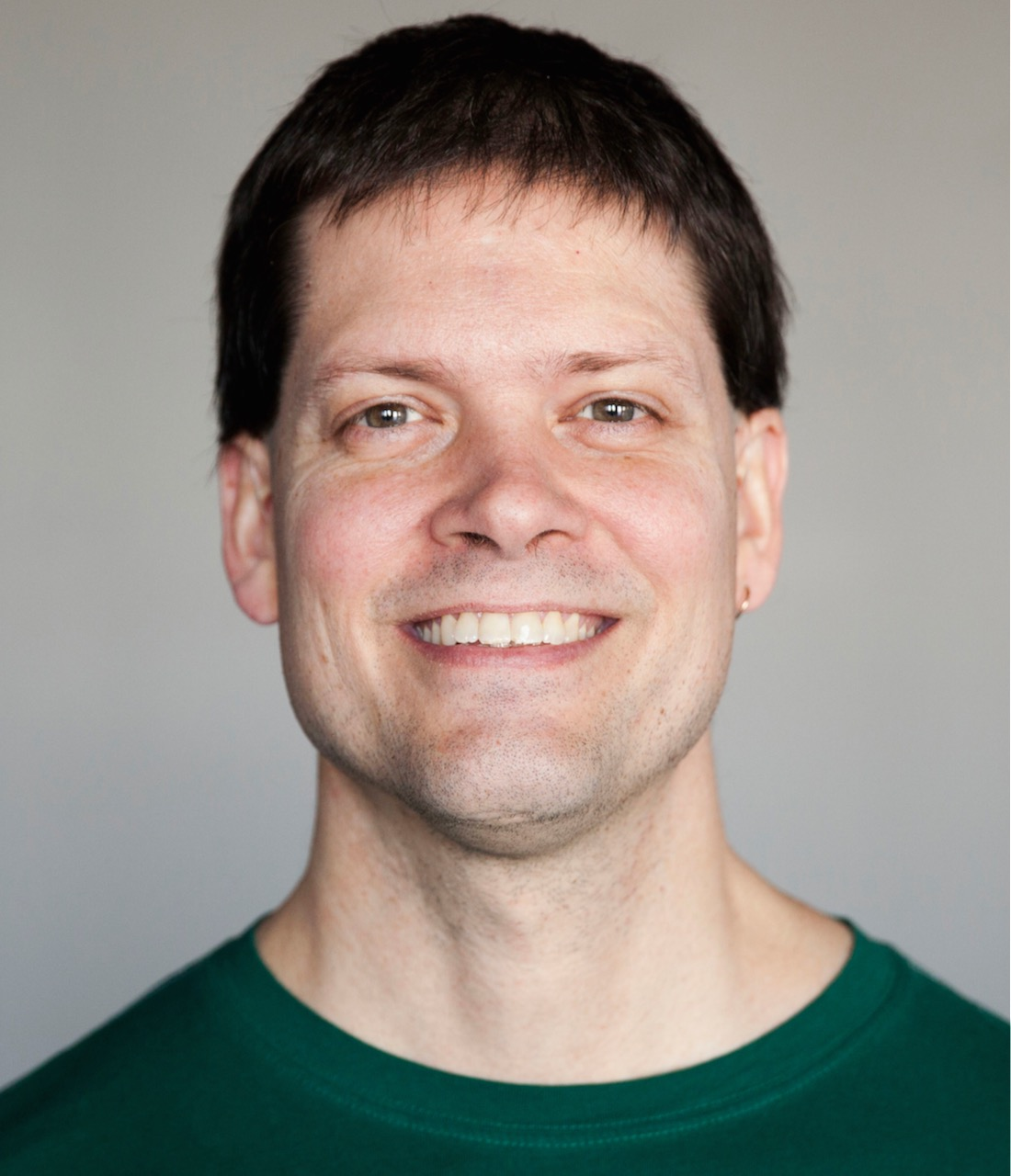 Charles Mire, Structur3d's CEO and co-founder.