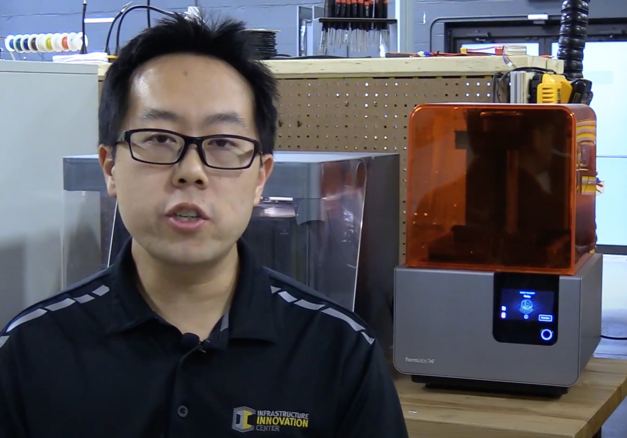 Harry Zhong, technical lead on the infrastructure innovation team at Stanley Black and Decker.